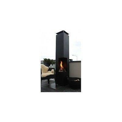 Outdoor Heaters Extra Large Garden Fire Pit Burner Furniture Firepit Heater New