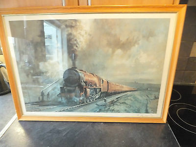 Alan Fearnley Signed Print