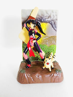 "Free Shipping Inuyasha 4"" Figure Authentic Japan k#9722"