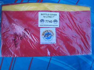 Bowstone Red 10ltr Cylinder Bag Scuba Diving