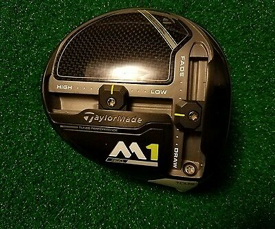 2017 TaylorMade Golf M1 460 10.5* Driver HEAD ONLY with headcover