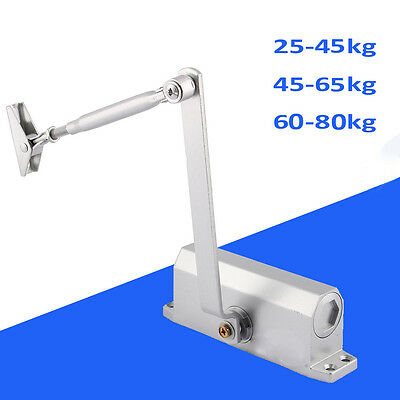 25-80kg High Quality Heavy Duty FIRE RATED Home Overhead Door Soft Opener Closer