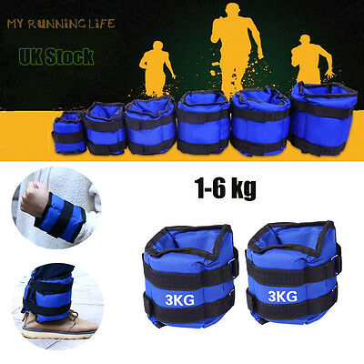 High Quality Sports Wrist Ankle Weights Resistance Strength Training GYM Straps