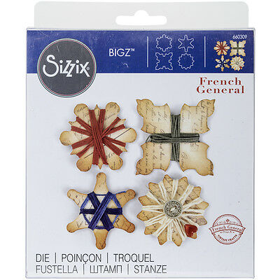 "Sizzix Bigz Die 5.5""X6"" Thread Winders 660309"