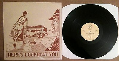 Peeping Tom – Here's Lookin' At You Tomato TOM A2 UK 85 RARE FOLK PRIVATE PRESS