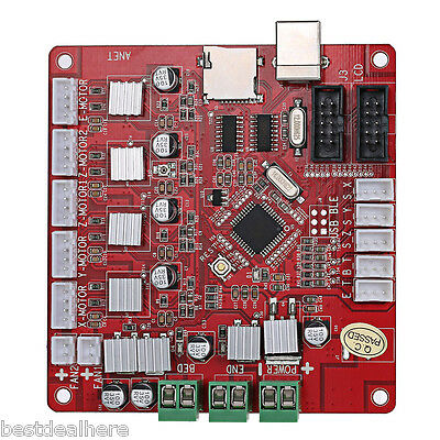 Anet V1.0 Ramps1.4 Update Version 3D Printer Controller Board New