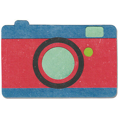 "Sizzix Bigz Die By Echo Park 5.5""X6"" Camera #2 660449"