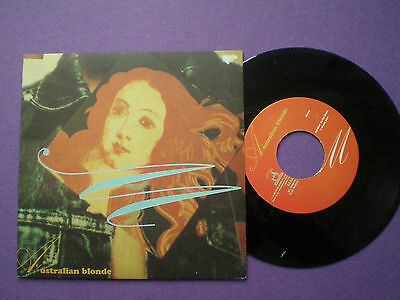 AUSTRALIAN BLONDE Sorry SPAIN 45 SUBTERFUGE 1994 Indie Rock Alternative