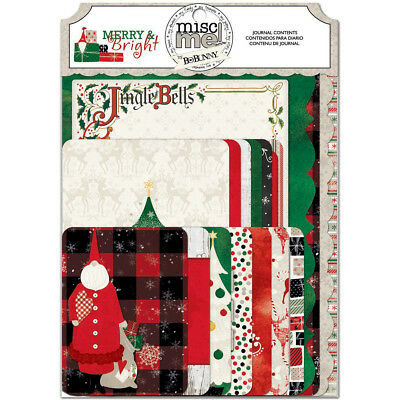 Misc Me Journal Contents Merry & Bright 20326669