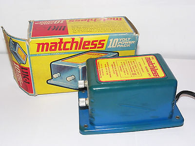 Matchless 10v Power Transformer Lesny Slot Cars System Hammand & Morgan