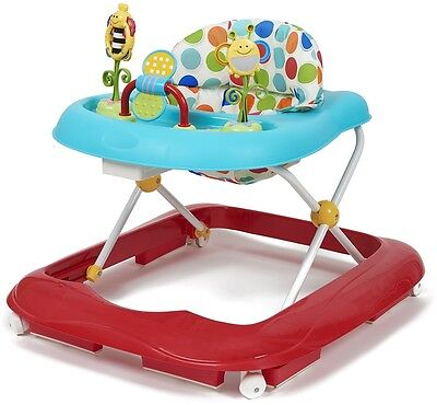 Walker Baby Activity Toddler Infant New Walk Toy Safety Play Set Adjustable Seat