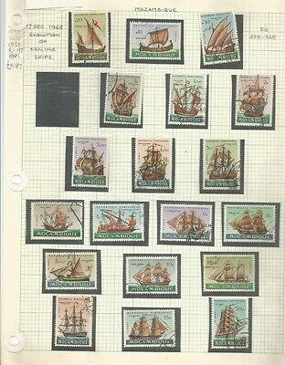 Ship Stamps
