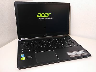 Acer Aspire V5-573G - B-WARE - Intel i5 Full-HD IPS Gaming Notebook Win GT 750M