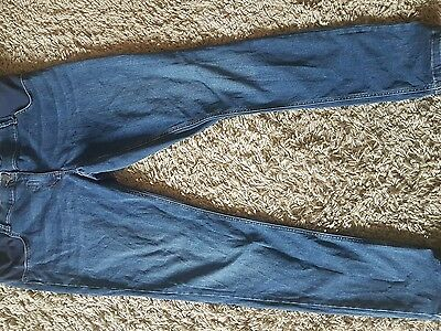 womans maternity jeans size 16