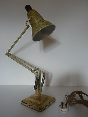 Anglepoise lamp by Herbert Terry 1950