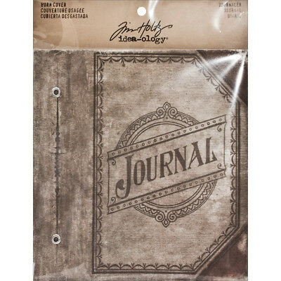 """Idea Ology Worn Cover 5.25""""X7"""" Journal TH93097"""