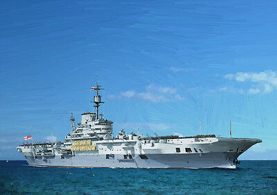 Hms Implacable - Hand Finished, Limited Edition (25)
