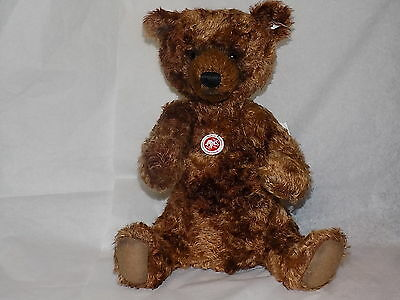 Steiff Grizzle Limited Edition Bear EAN 664915 - New In Box - RRP £189
