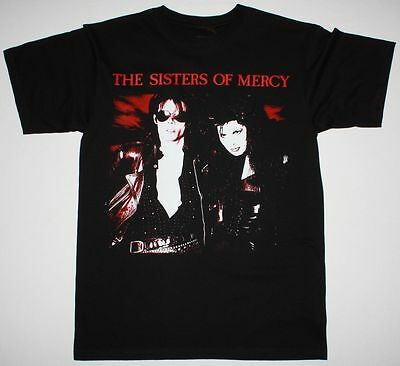 Sisters Of Mercy This Corrosion Dark Wave The Mission S-Xxl New Black T-Shirt