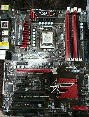 intel i5 2500k & asrock p67 fatal1ty performance motherboard with 8 gb ram