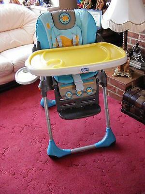 Excellent Chicco Polly Highchair High Feeding Chair