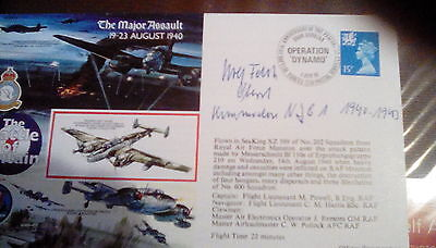 Battle of britain signed