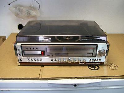 Vintage Sony HME-338 Home Entertainment System Vintage Stereo Reciever