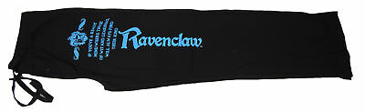 Mens Womens NEW House Of Ravenclaw Black Pajama Lounge Pants XS-2XL
