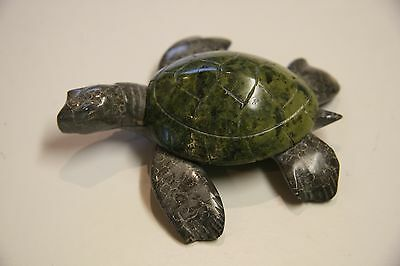 Stone Turtle, hand carved, very beautiful