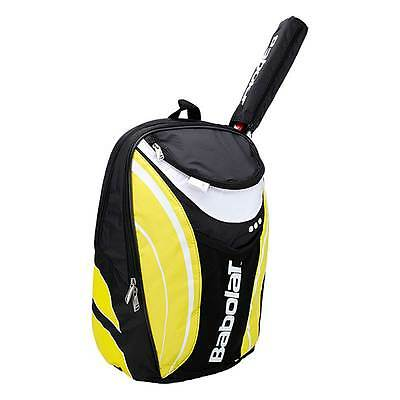 Babolat Tennis Club Backpack Yellow RRP £39.94