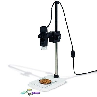 Professional Camera Microscope for Coins Stamps Diamonds Close up Photo booth