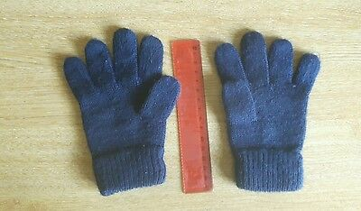 Kids Wooly Gloves