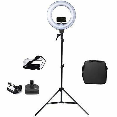 "RL13 +S201 13.5"" kit 40w Ring 5500K Fluorescent Photo Video Studio Light case"