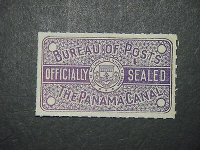 Canal Zone Ox3 Mint Nh