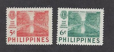 Philippines - 582 - 590 - Mnh/mh - 1952 - 1960 Issues