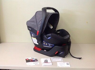 Britax B-Safe 35 Elite Infant Car Seat - Vibe (2016) E9LS56L (New)