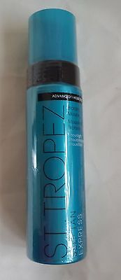 St Tropez Self Tan Express Tanning Bronzing Mousse Bronze Spray 6.7 Oz Sealed
