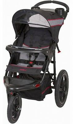 Baby Trend Expedition Infant Jogger Stroller Millennium All-Terrain 3 wheels