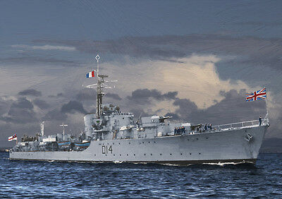 Hms Armada - Hand Finished, Limited Edition (25)