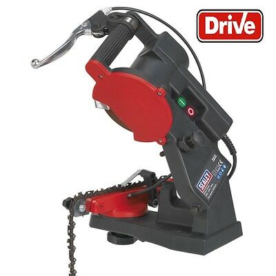 SEALEY Chainsaw Blade Sharpener - Quick Locating 85W NEW