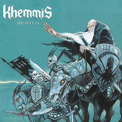 KHEMMIS - Hunted (NEW*LIM.500 BLACK VINYL*US EPIC DOOM*WHW*PALLBEARER*SOLSTICE)
