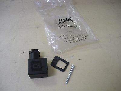 Alkon Solenoid Connector 39A01066