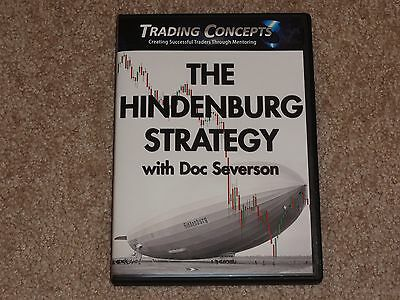 Doc Severson Hindenburg Strategy Trading Concepts Todd Mitchell options course
