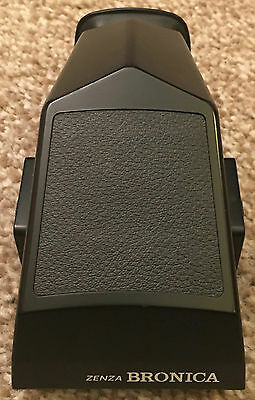 Bronica Electronic Metered AE Prism Finder S - For SQ-A