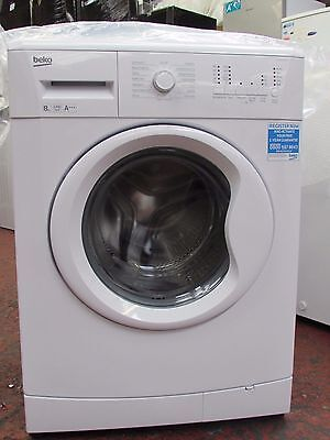 Beko EcoSmart WMB81223LW A+++ 8kg 1200 Spin Washing Machine #2053