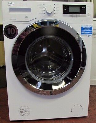 Beko EcoSmart WY104764MW A+++ 10kg 1400 Spin Washing Machine #2046