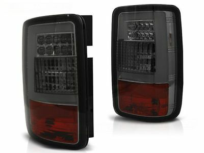 Led Rear Tail Lights Ldvwf8 Vw Caddy 2003 2004 2005 2006 2007 2008-2014 Smoke