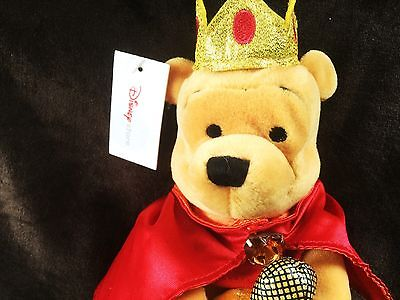 """Bnwt Rare Disney Store Winnie The Pooh Three Kings Collection Gift 8"""""""
