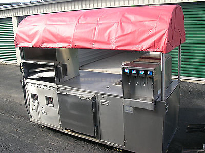 Stainless Steel Commercial l / Food Cart  percisionmodel hb008-61