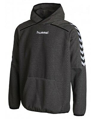 hummel STAY AUTHENTIC POLY HOODY Sweatshirt 36989 grau 36989 *NEU*